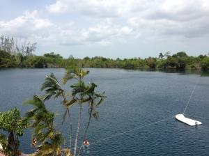 Big cenote!