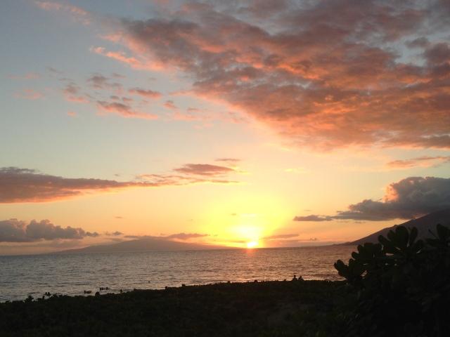 Nice sunset!