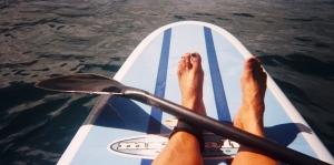 I love paddling!