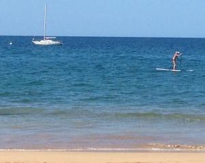 Nice paddling day!