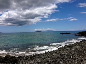 Great Makena snorkeling spot!