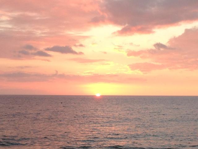 Wednesday sunset