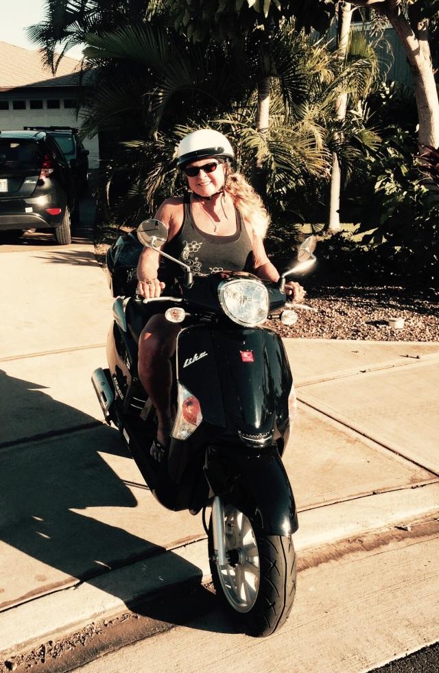 Biker Mama!